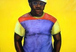 """Oil Painting-""""Earl"""""""