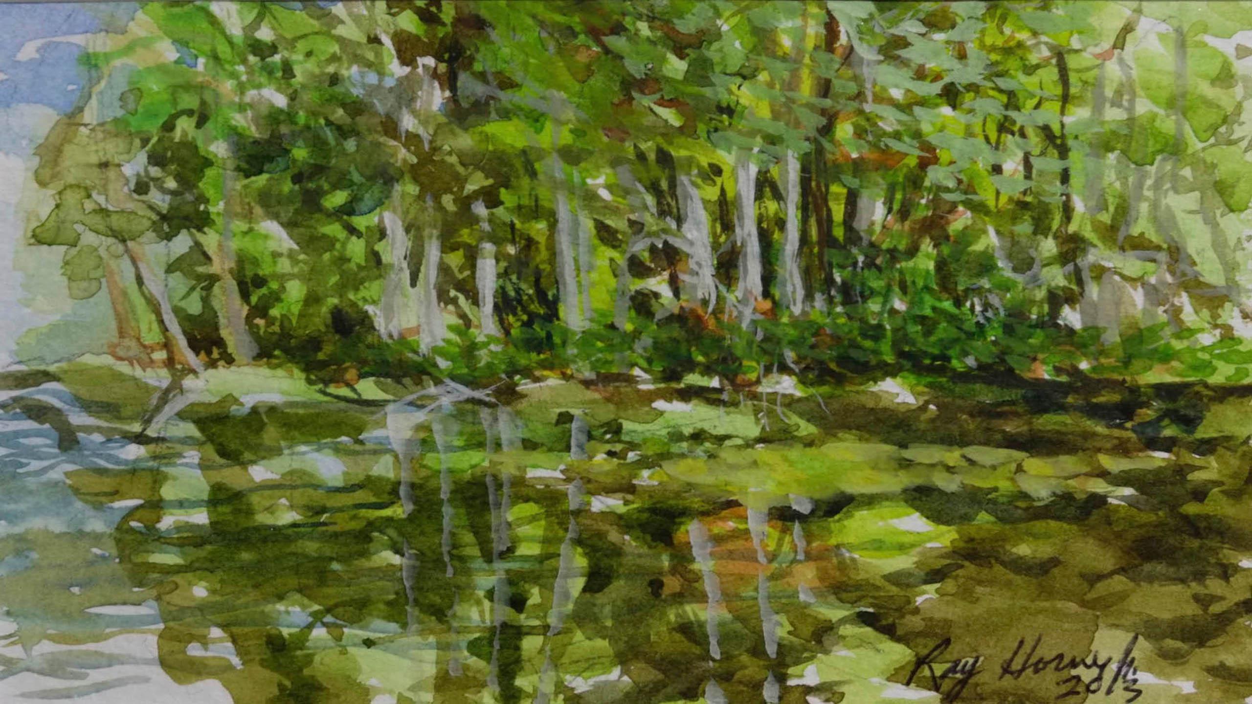 Artist, Ray Horner Jr.